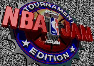 NBA Jam Tournament Edition (32X)